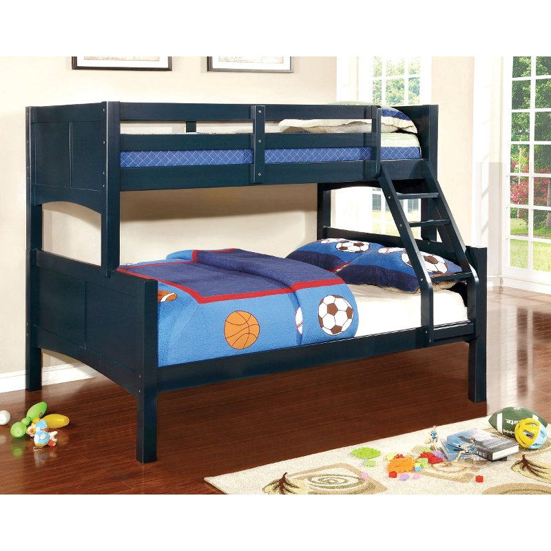 and bunk over beds item loft pine bedroom kids value product furniture twin bed full ranger city