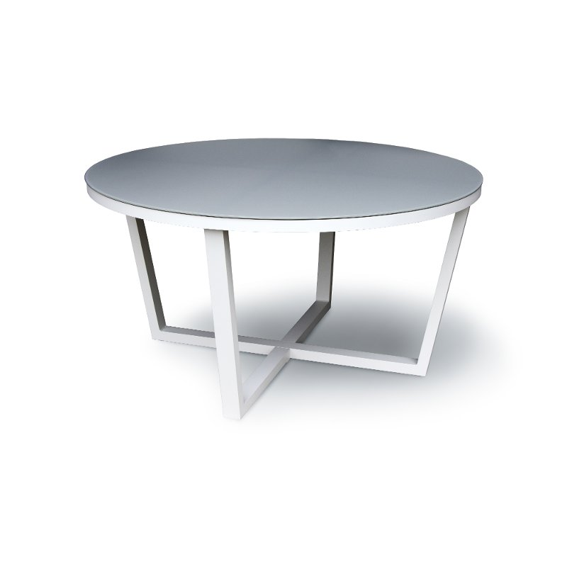 55 Inch Round Patio Table Kedo Rc Willey Furniture Store