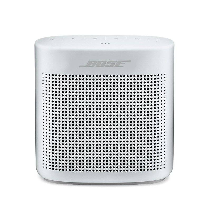 Bose Soundlink Color Bluetooth Speaker Ii Polar White Rc Willey Furniture Store