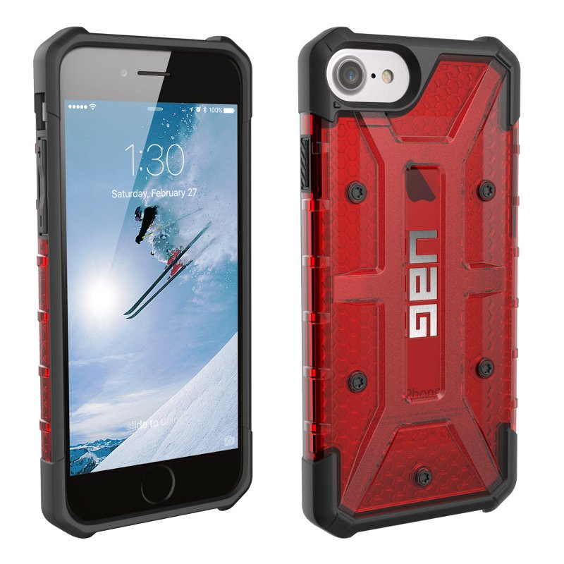 f416bb2c0fe UAG Magma Red iPhone 7 / iPhone 8 Case   RC Willey Furniture Store