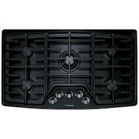 Electrolux Black 36 Gas Cooktop