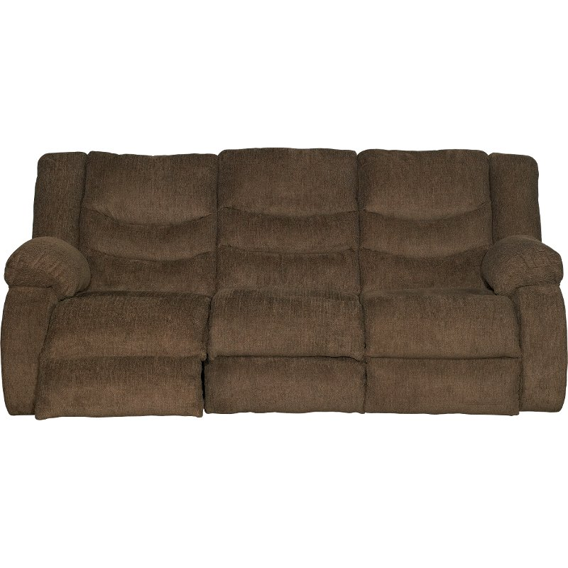 Prime Chocolate Brown Dual Reclining Sofa Tulen Andrewgaddart Wooden Chair Designs For Living Room Andrewgaddartcom