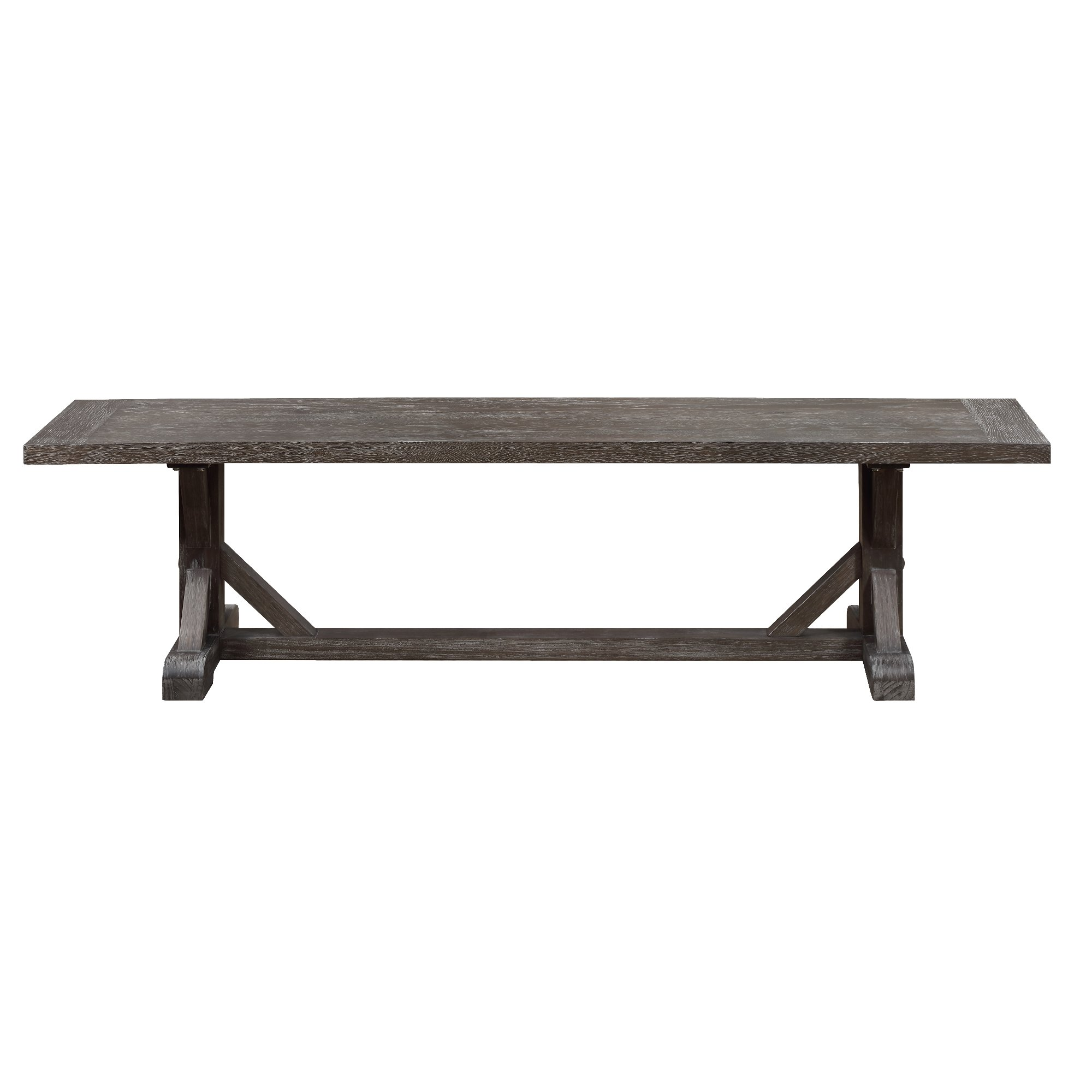 Charcoal Dining Bench   Paladin