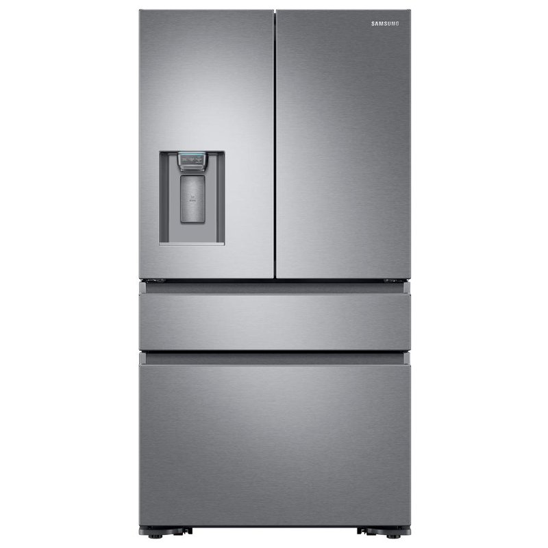 Samsung Counter Depth French Door Smart Refrigerator With