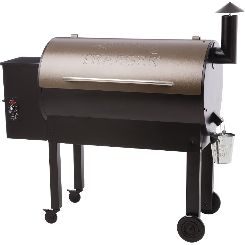 Traeger Grill Texas Elite 34 Series Bronze Rc Willey