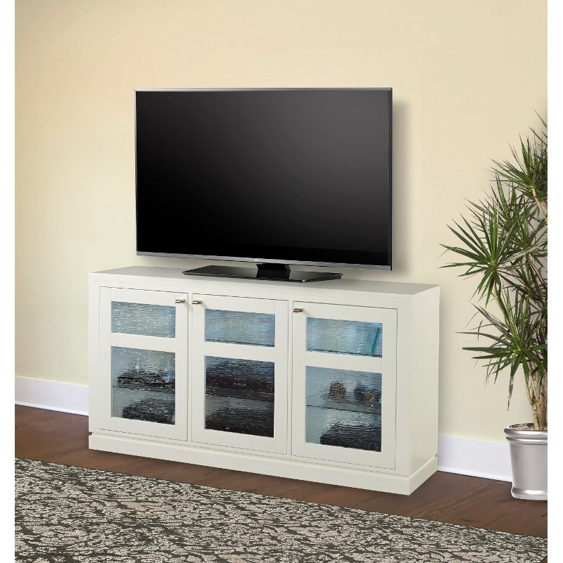 65 Inch White Tv Stand Skyline Rc Willey Furniture Store
