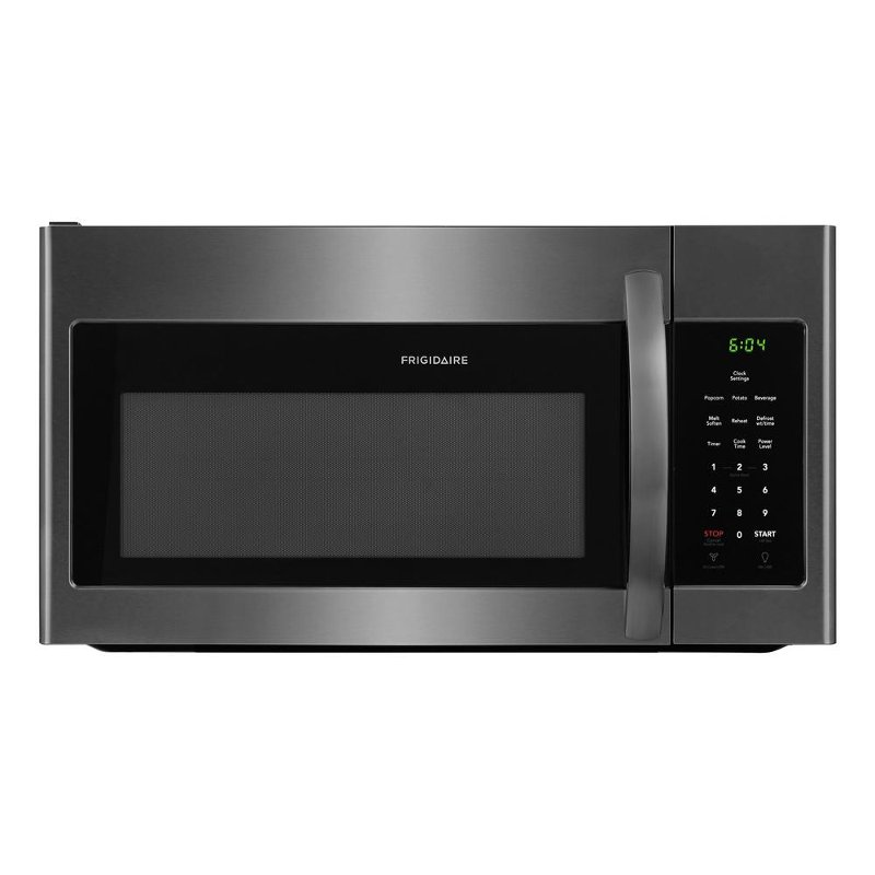 1 6 Cu Ft Black Stainless
