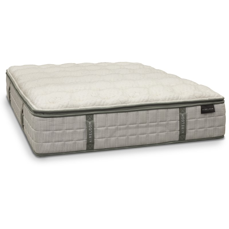 Aireloom Luxetop Plush King Size Mattress Katherine Rc