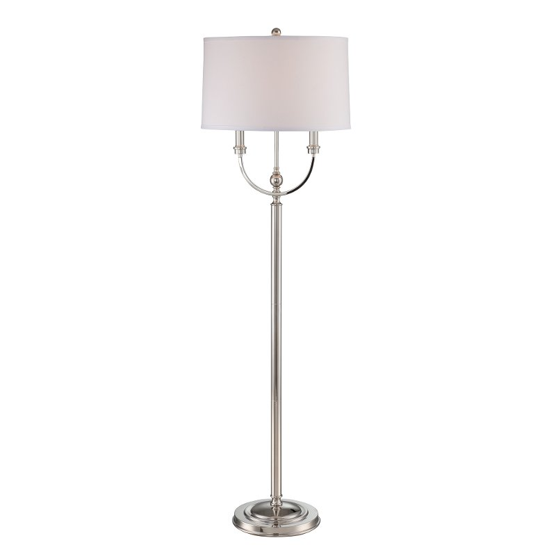Candelabra floor lamp camila rc willey furniture store candelabra floor lamp camila aloadofball Images
