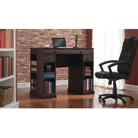 Dark Cherry Emporia Desk