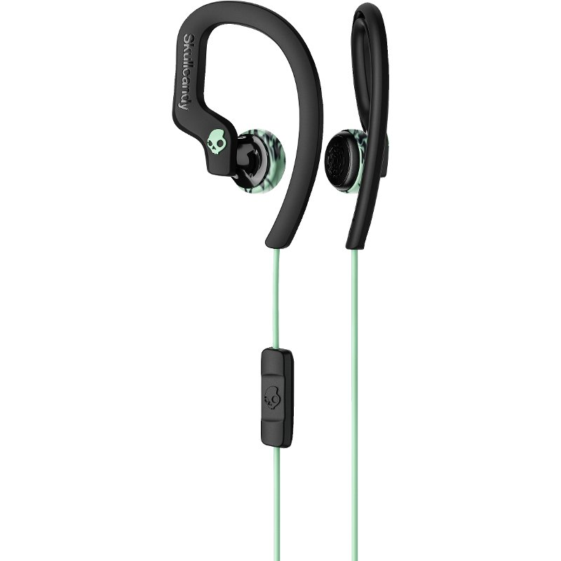 c58a6592121 Skullcandy Chops Flex Sport Performance Earbuds - Black/Mint | RC Willey  Furniture Store