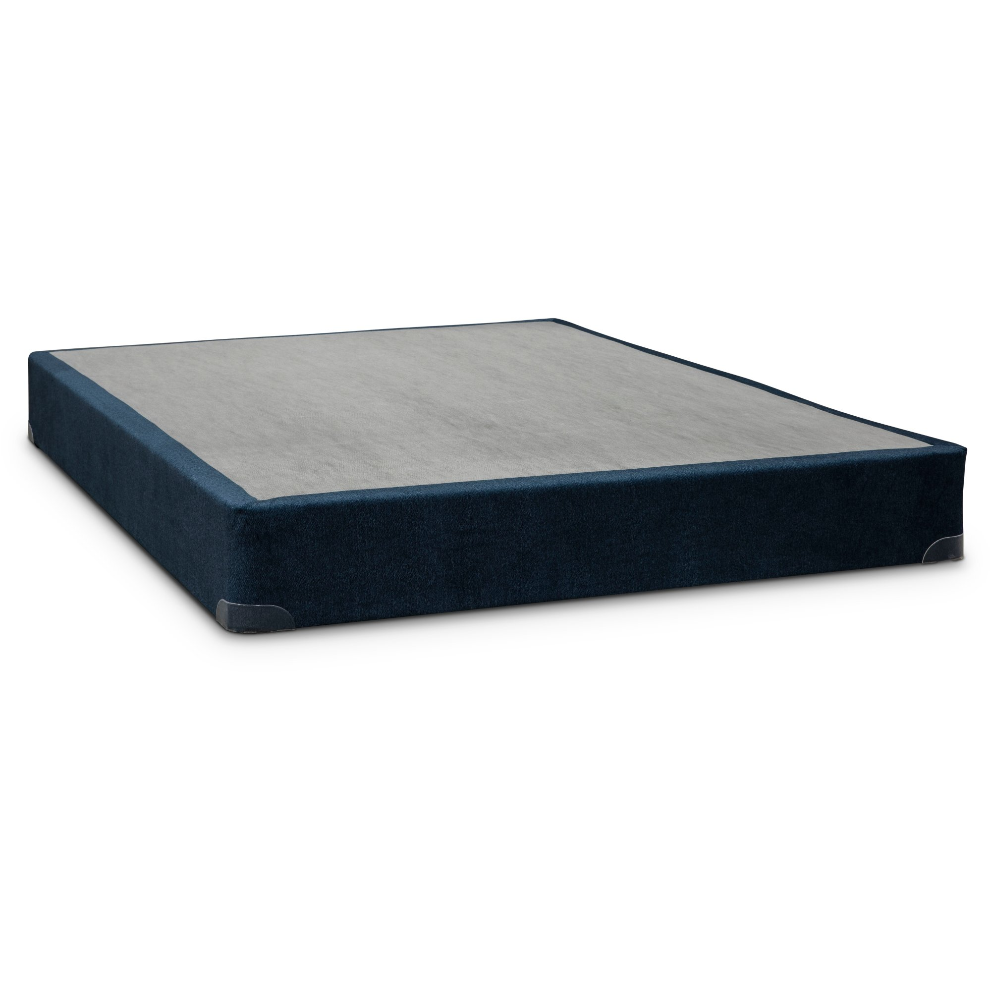 Serta Standard Full Size Box Spring Blue Icomfort Rc Willey