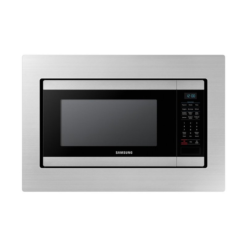 Samsung 30 Inch Trim Kit Microwave Stainless Steel Rc Willey Furniture