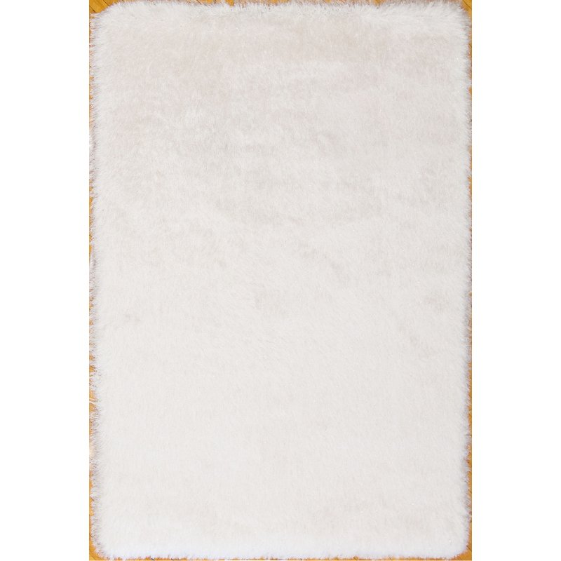 Large Area Rugs Gold: 8 X 10 Large Snow White And Gold Area Rug