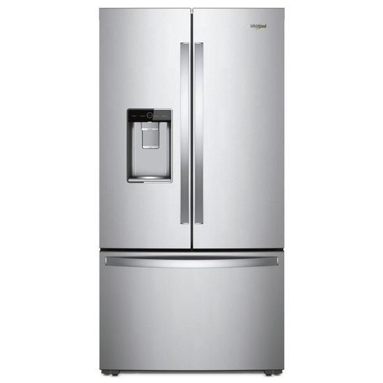 Whirlpool French Door Refrigerator 36 Inch Counter Depth