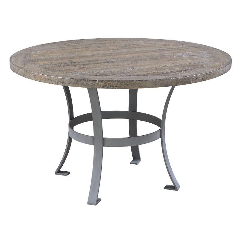 Sandstone Round Dining Table Interlude Ii Rc Willey