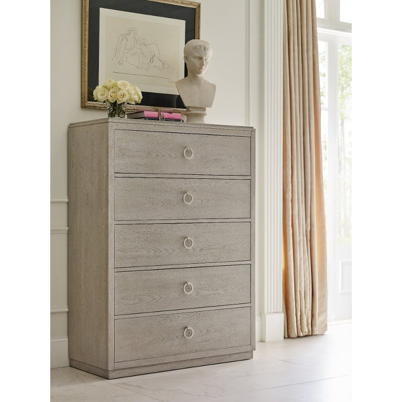 Rachael Ray Home Gray Chest Of Drawers Cinema Rc Willey