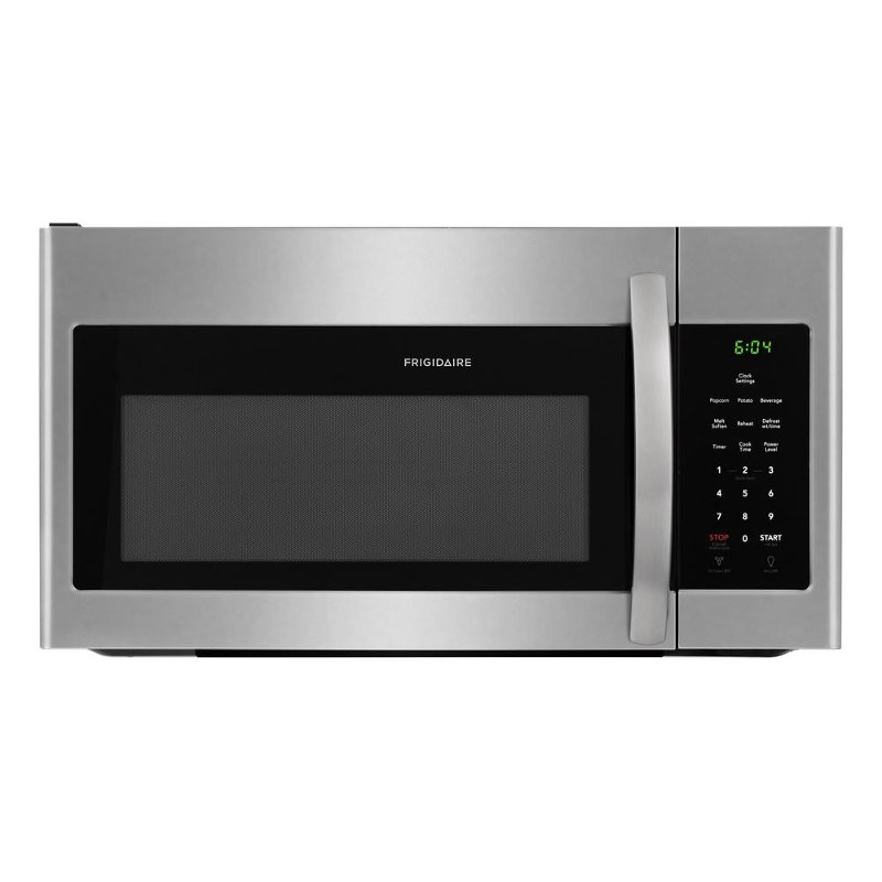Frigidaire Over The Range Microwave 1 6 Cu Ft Stainless Steel Rc Willey Furniture