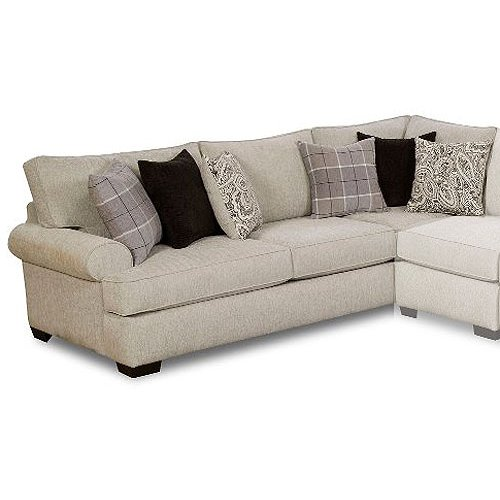 Griffin Left Arm Facing Sectional Sofa
