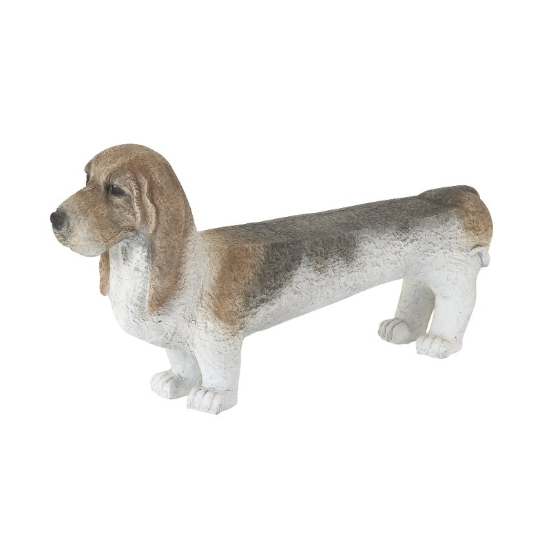 Rc Willey Sacramento: Poly Stone Dog Bench With Flat Top