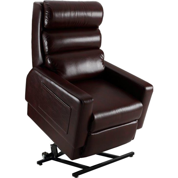 Cranberry Mobility Reclining Lift Chair - Retract-Arm | RC Willey ...