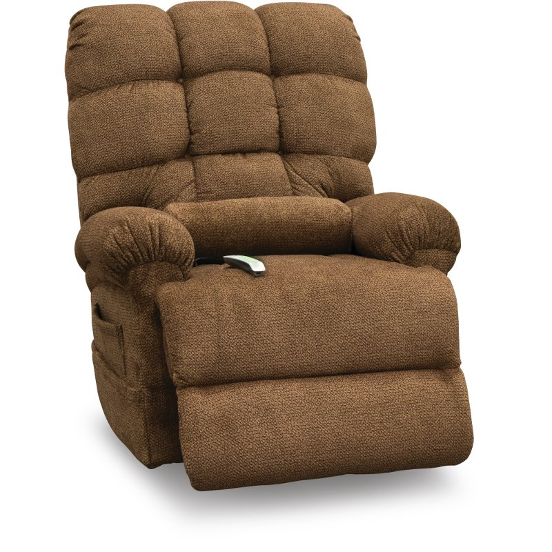 Nutmeg Brown Zero Gravity Reclining Lift Chair - Aurora  sc 1 st  RC Willey & Nutmeg Brown Zero Gravity Reclining Lift Chair - Aurora | RC Willey ...