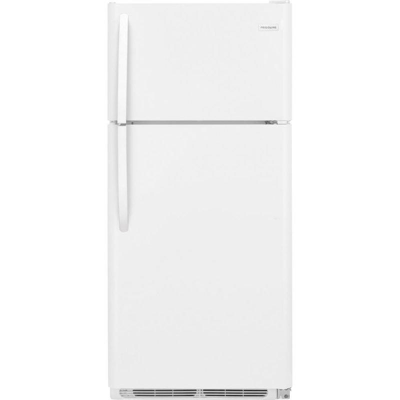 Frigidaire 14 5 Cu Ft Top Freezer Refrigerator 28 Inch