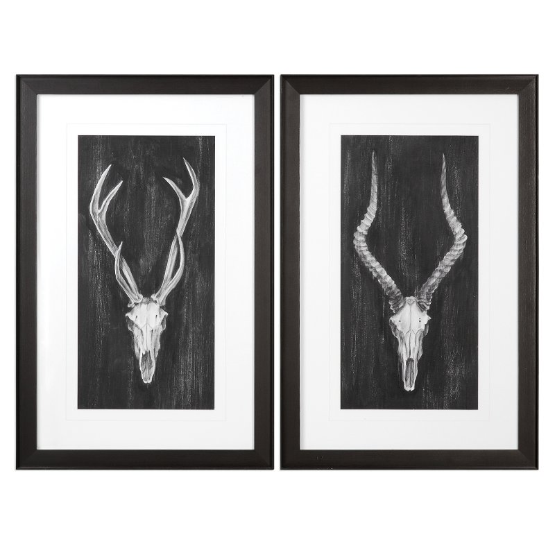 Assorted Rustic European Mount Framed Wall Art | RC Willey Furniture ...