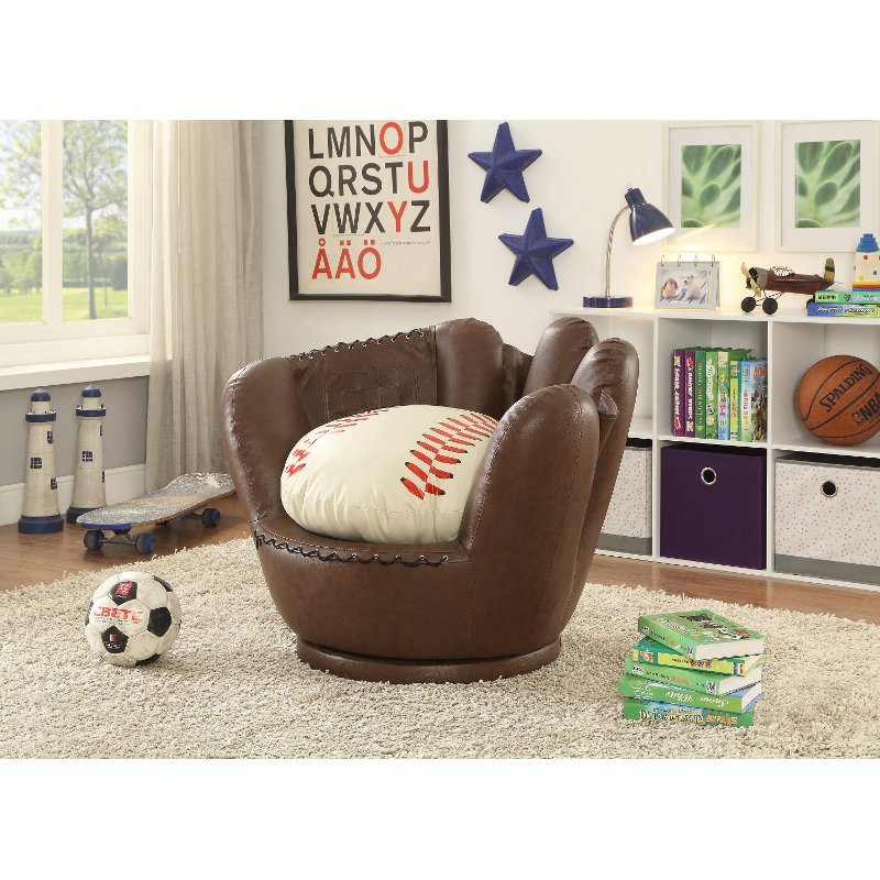 Baseball Mitt Chair