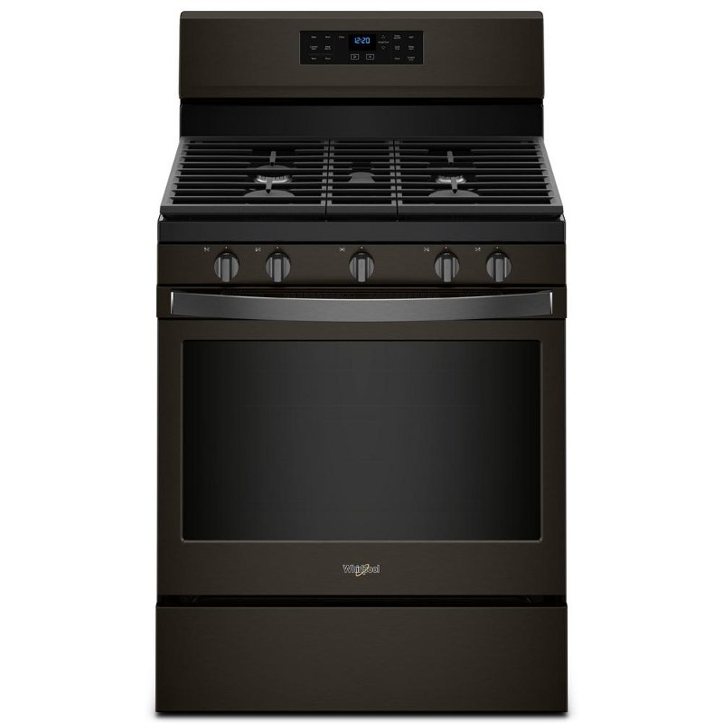 Fingerprint Resistant Black Stainless Steel | RC Willey Furniture Store