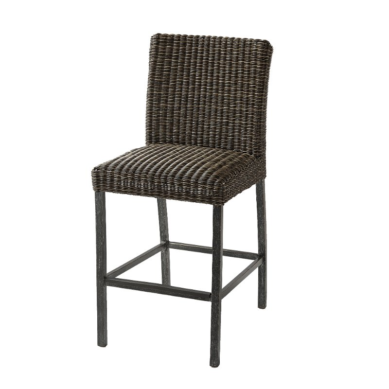 Wonderful 30 Inch Patio Bar Stool   Franklin