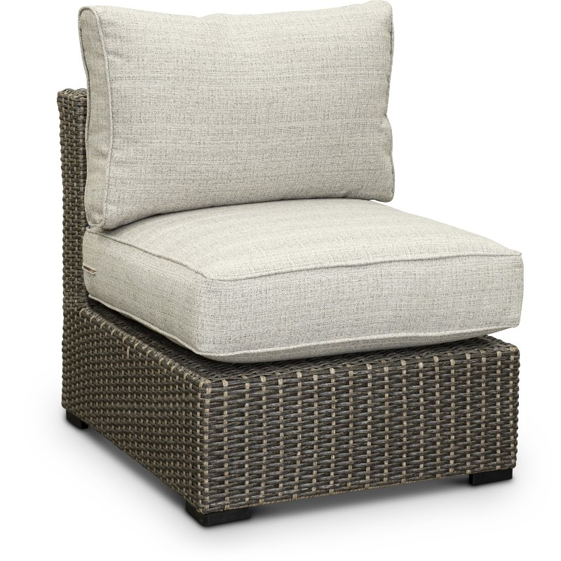 Armless Patio Chair Tahoe Rc Willey
