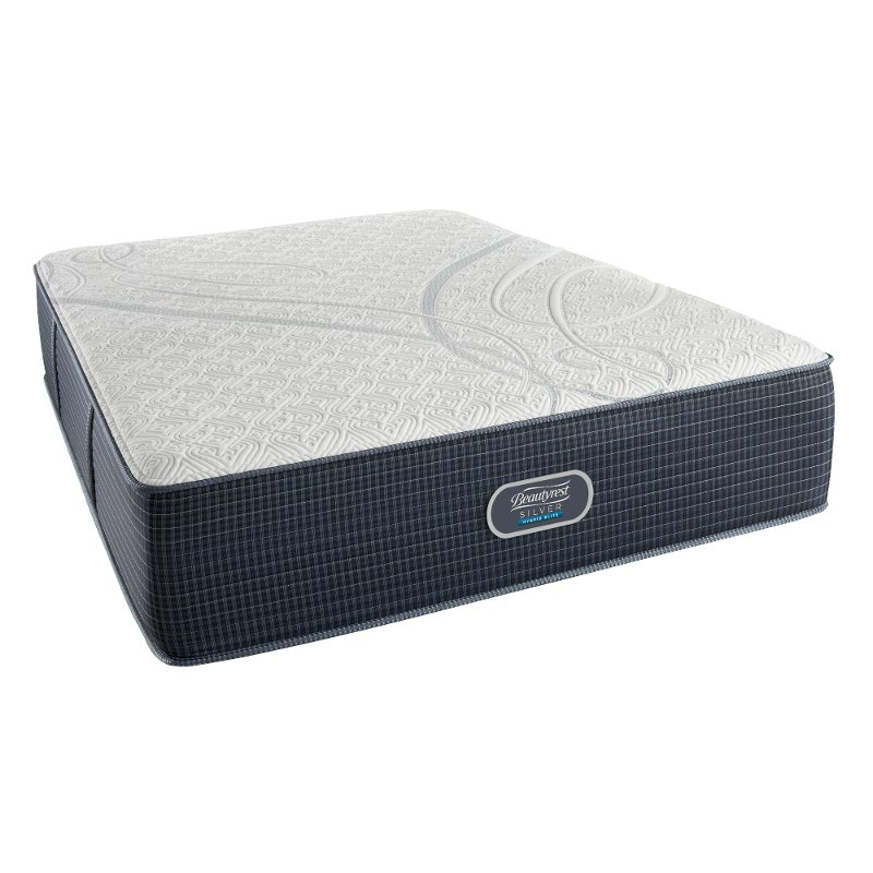 Beautyrest Harrisdale Ultimate Plush Twin Xl Mattress Silver Hybrid Elite Rc Willey Furniture
