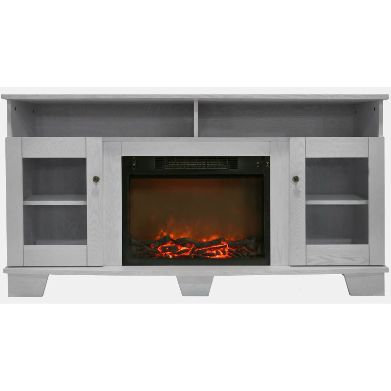 Modern Tv Stand With Fireplace Fireplace Design Ideas