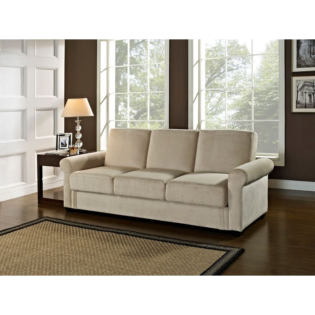 Serta Convertible Sofa Bed Thomas Rc Willey Furniture