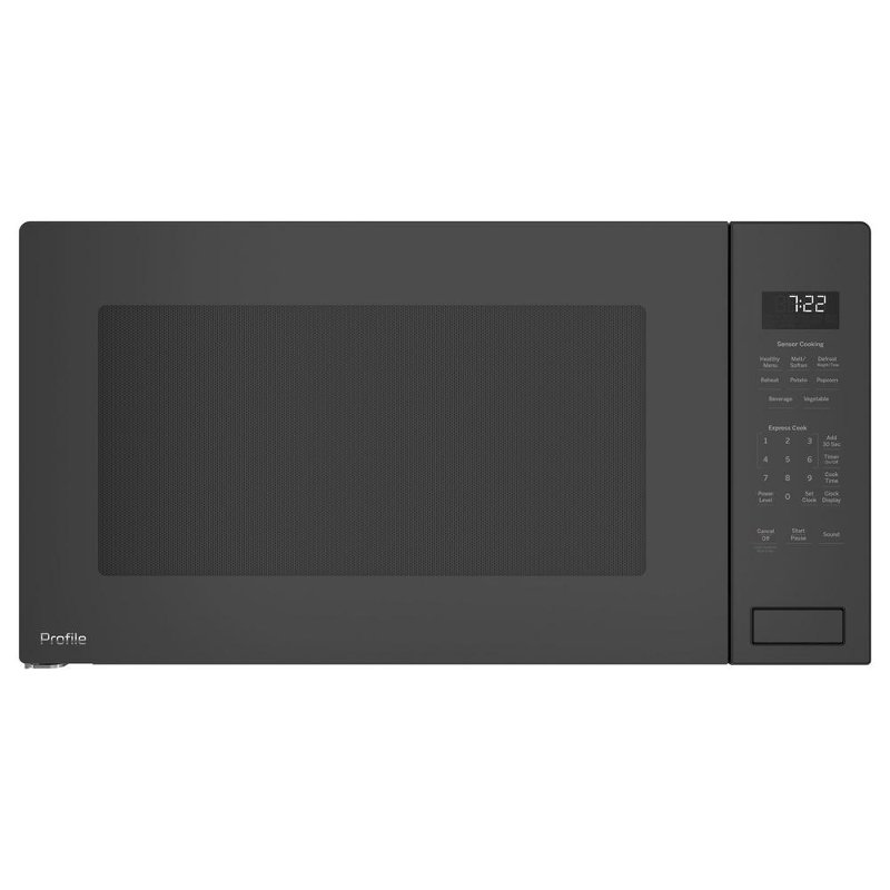 Ge Profile Countertop Microwave With 27