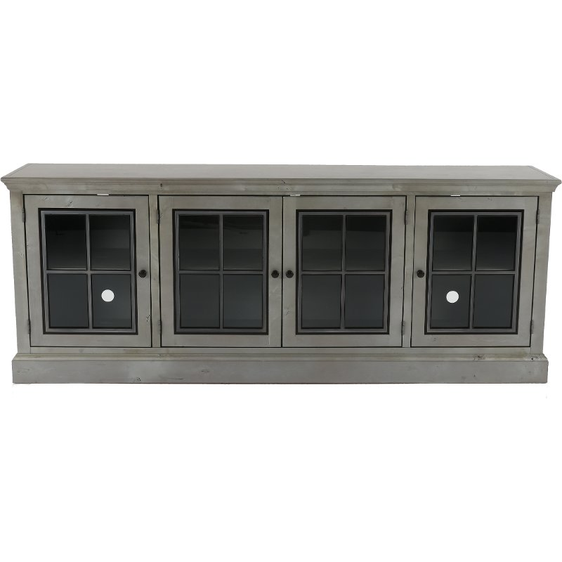 Rc Willey Tv Deals: Rustic Gray TV Stand - Churchill