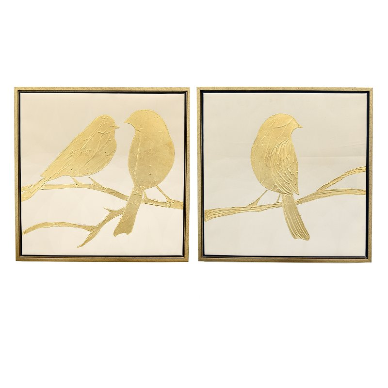 Assorted Bird Painting Framed Wall Art | RC Willey Furniture Store