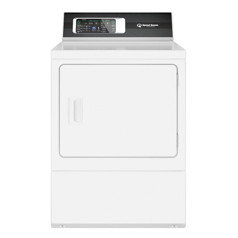 Rc Willey Dryer: Speed Queen Electric Dryer - White