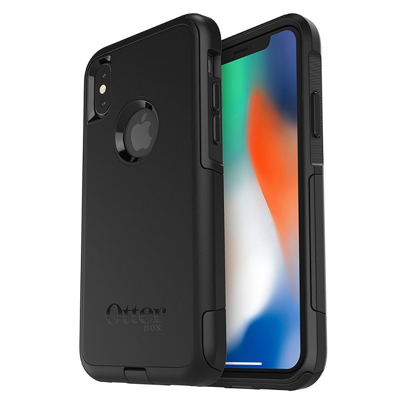 f3427a1ce38 OtterBox Commuter Black iPhone X Case | RC Willey Furniture Store