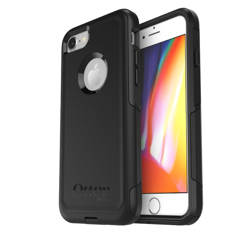 OtterBox Black Commuter iPhone 7   iPhone 8 Case  20716c3787