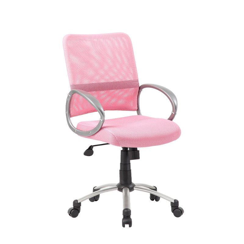 Admirable Adjustable Pink Breathable Office Chair Gamerscity Chair Design For Home Gamerscityorg