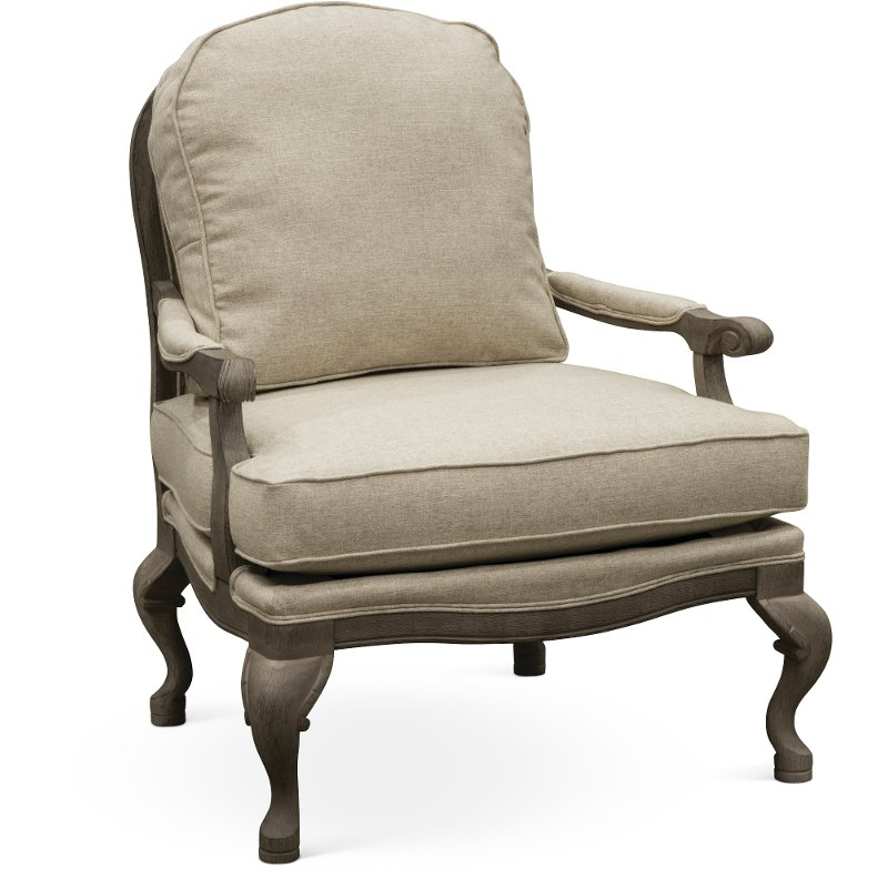 sc 1 st  RC Willey & Traditional Linen Accent Chair - Cogan | RC Willey Furniture Store