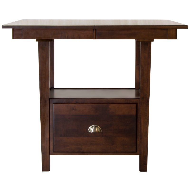Maple Counter Height Dining Room Table   Larkin | RC Willey Furniture Store