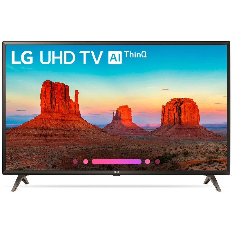 Lg Uk6300 Series 43 Inch 4k Hdr Uhd Smart Tv W Ai Thinq Rc Willey