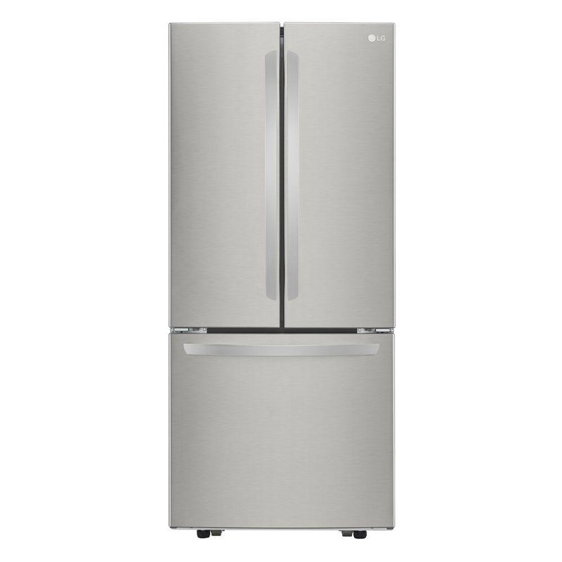 Superieur LG French Door Refrigerator   30 Inch Stainless Steel | RC Willey Furniture  Store