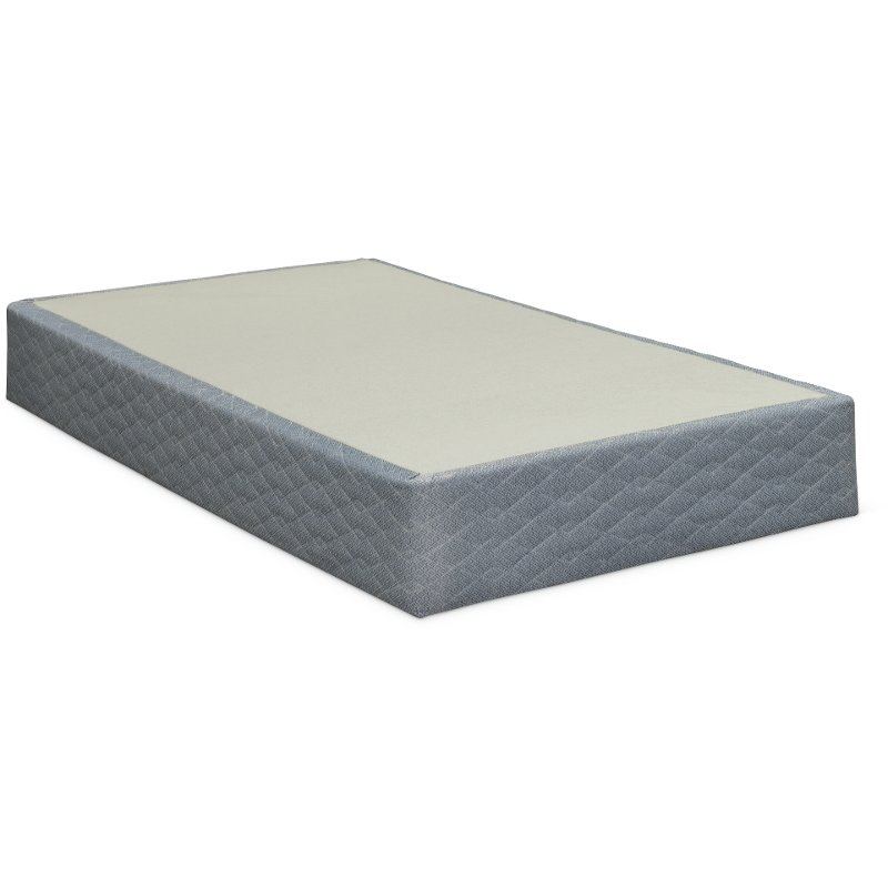 Sunset Low Profile King Size Box Spring Rc Willey Furniture Store