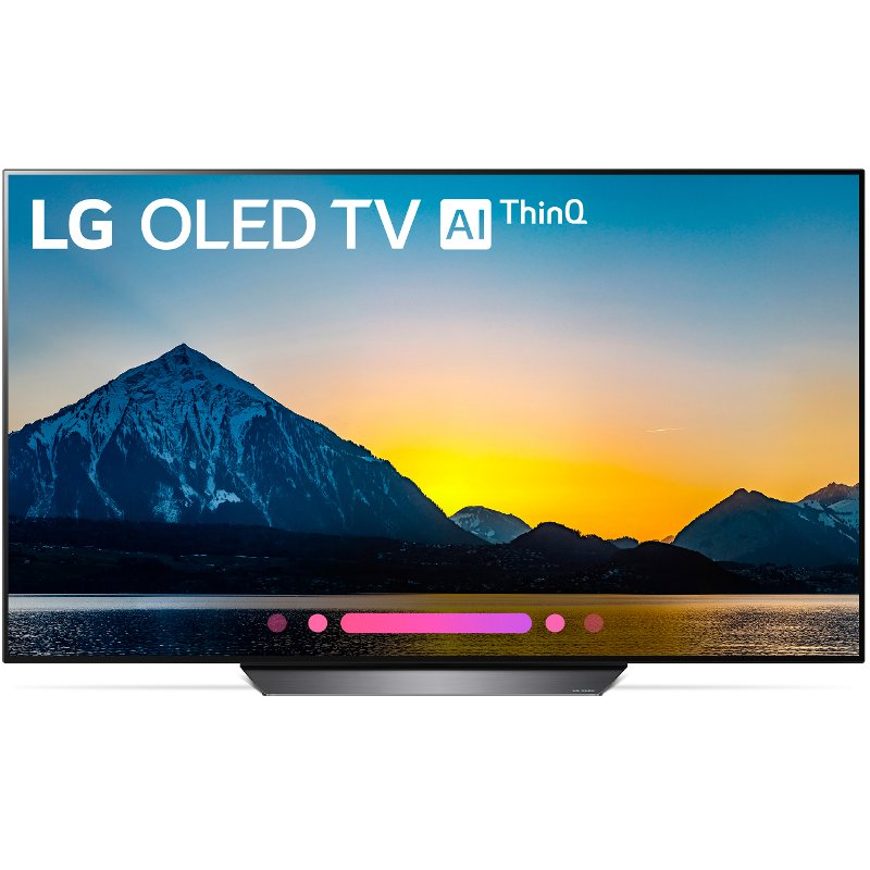 Lg B8pua 65 Inch 4k Oled Ai Smart Tv With Thinq Rc Willey
