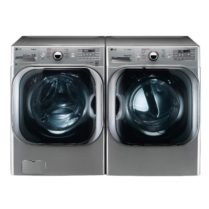 Rc Willey Dryer: LG Front Load Washer And Dryer Pair