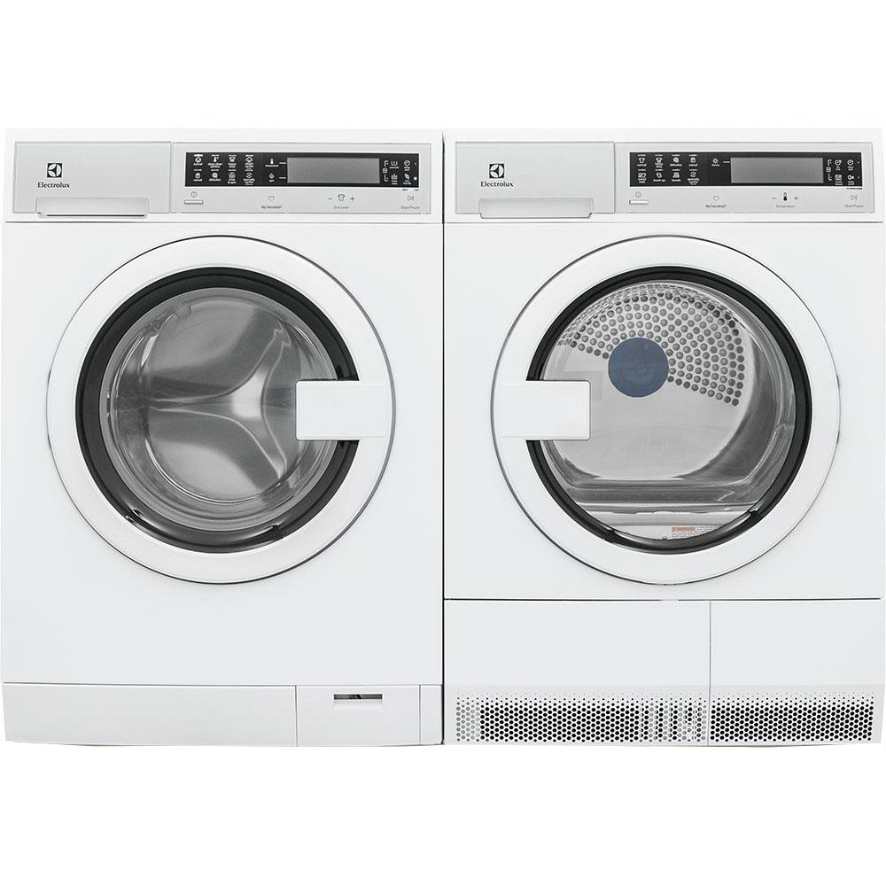 Electrolux Compact Washer and Dryer Set - White Electric